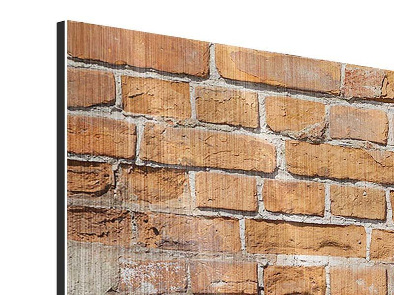 Metallic-Bild Alte Klagemauer