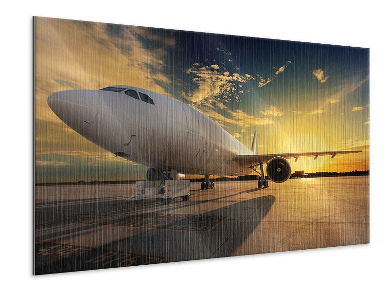 Metallic-Bild Jet