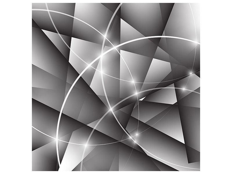 Metallic-Bild Geometrie