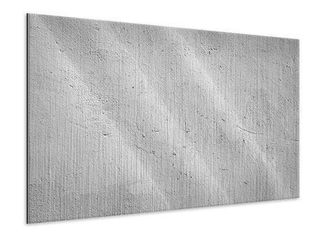 Metallic-Bild Beton