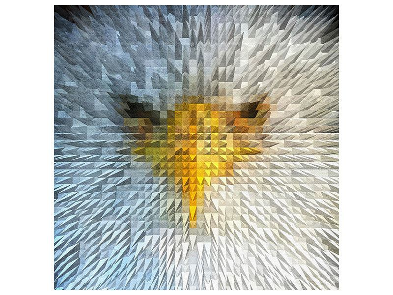 Metallic-Bild Adler