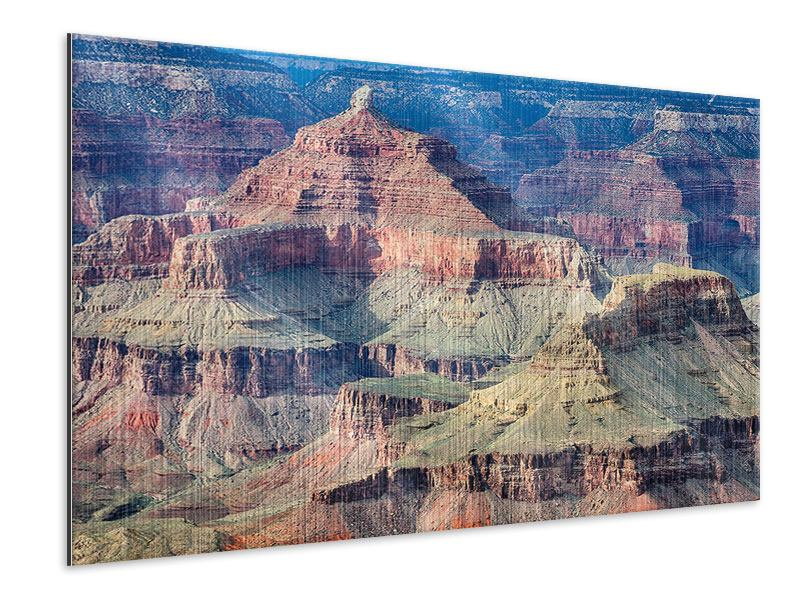 Metallic-Bild Gran Canyon
