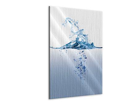 Metallic-Bild Waterwall