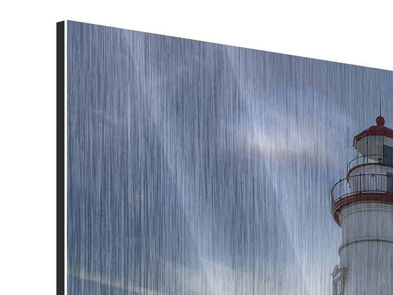 Metallic-Bild Marblehead Leuchtturm