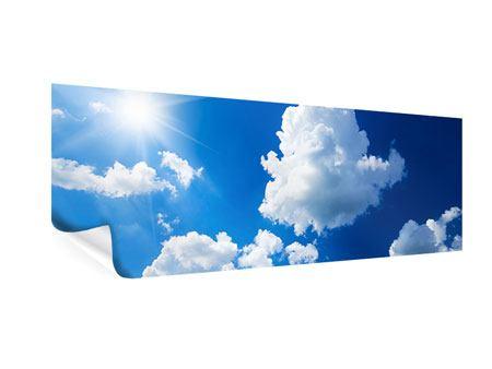 Poster Panorama Himmelblau