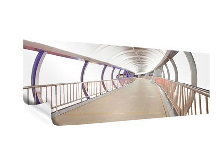 Poster Panorama Brückenfeeling