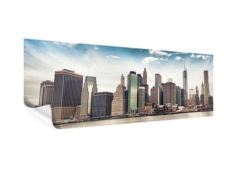 Poster Panorama NYC From The Other Side