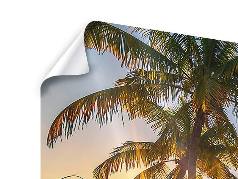 Poster Panorama Das Strandhaus