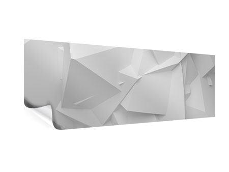 Poster Panorama 3D-Raster
