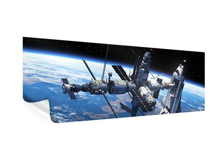 Poster Panorama Satellit