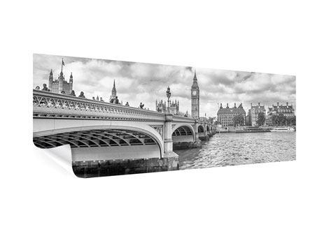 Poster Panorama Westminster Bridge