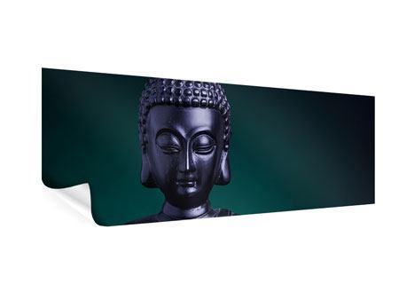 Poster Panorama Die Weisheit des Buddhas
