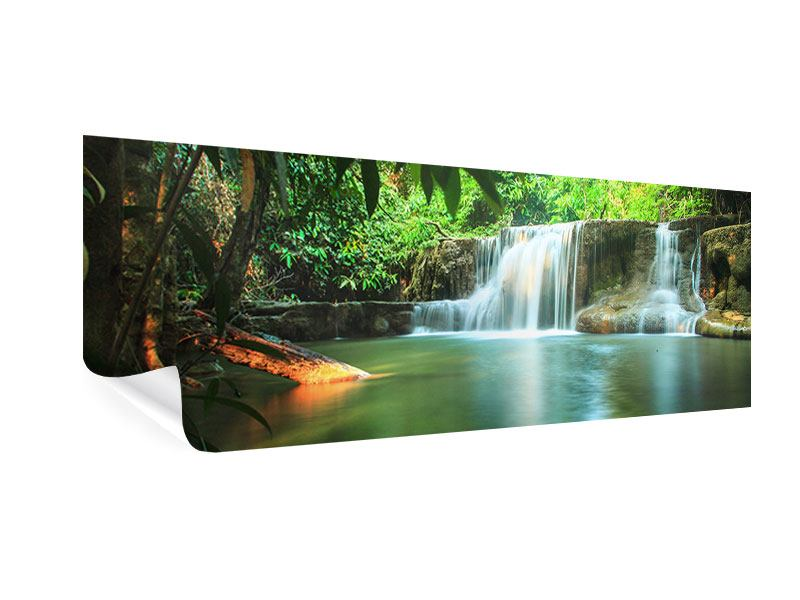 Poster Panorama Element Wasser