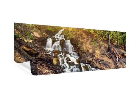 Poster Panorama Naturschönheit
