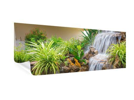 Poster Panorama Paradiesgarten