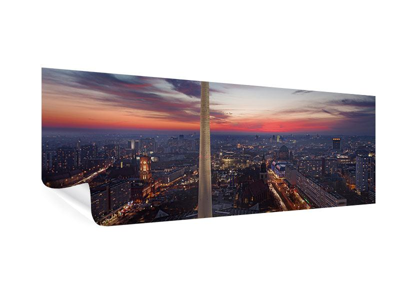 Poster Panorama Berlin