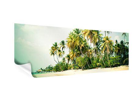 Poster Panorama Tobago Cays