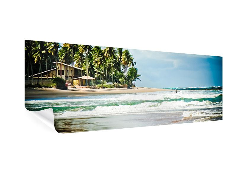Poster Panorama The Beach