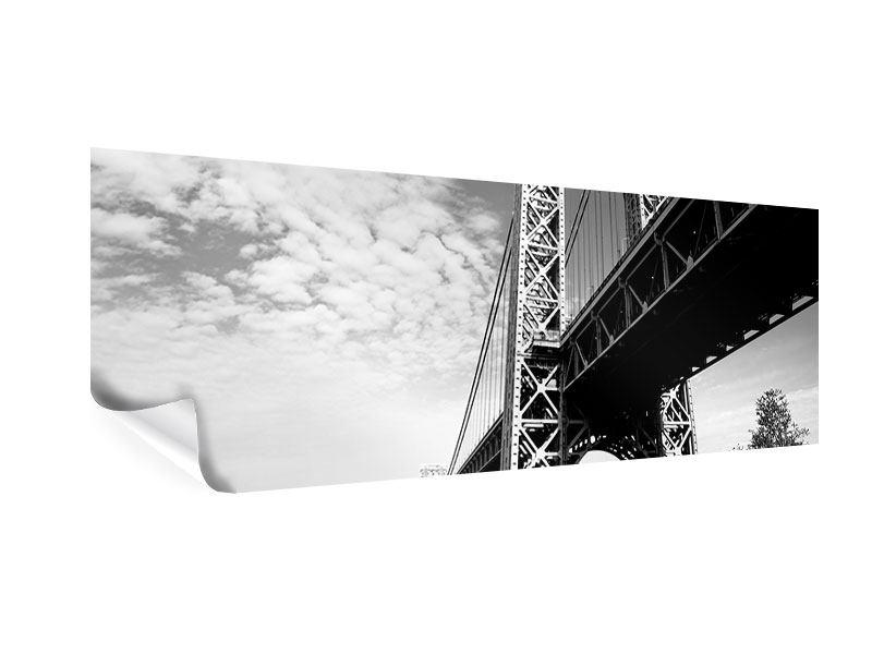 Poster Panorama Georg-Washington-Bridge
