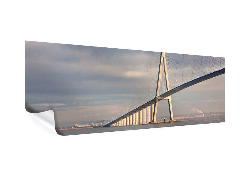 Poster Panorama Pont de Normandie