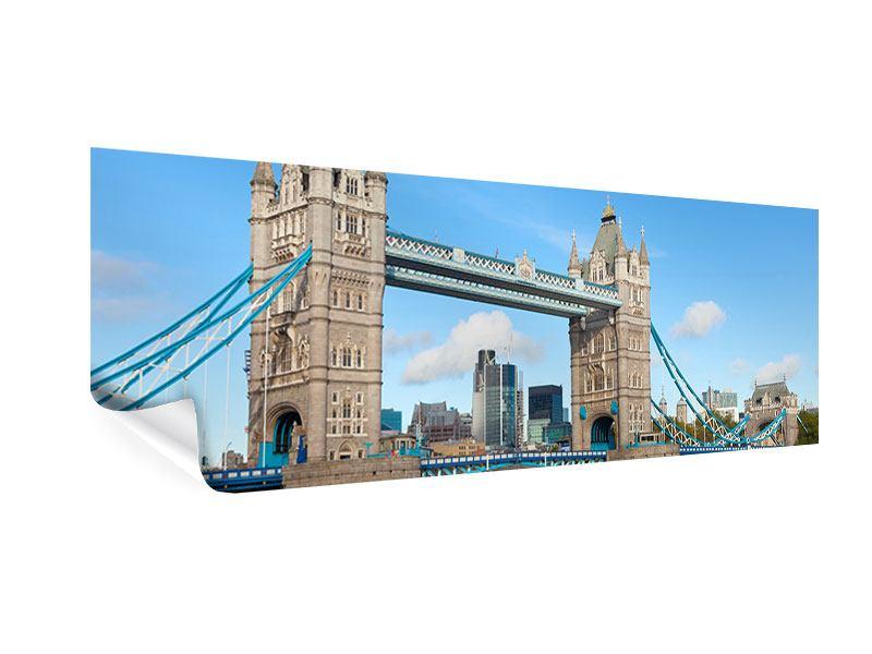 Poster Panorama Die Tower Bridge