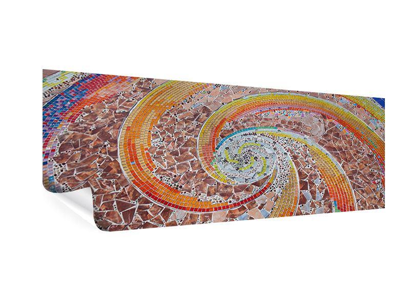 Poster Panorama Mosaik