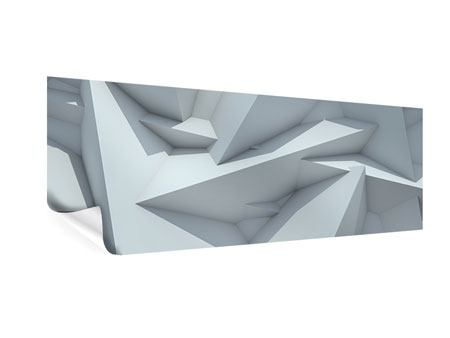 Poster Panorama 3D-Kristallo