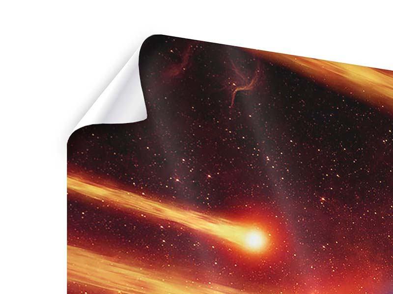 Poster Panorama Der Kosmos