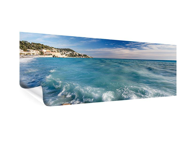 Poster Panorama Cote D`Azur