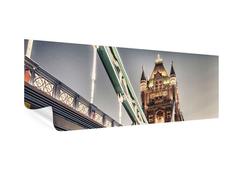 Poster Panorama Tower Bridge XXL