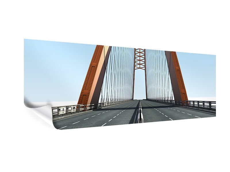 Poster Panorama Brückenpanorama