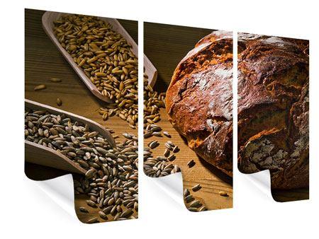 Poster 3-teilig Das Brot