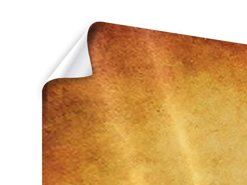 Poster 3-teilig Sonnenuntergangsstimmung