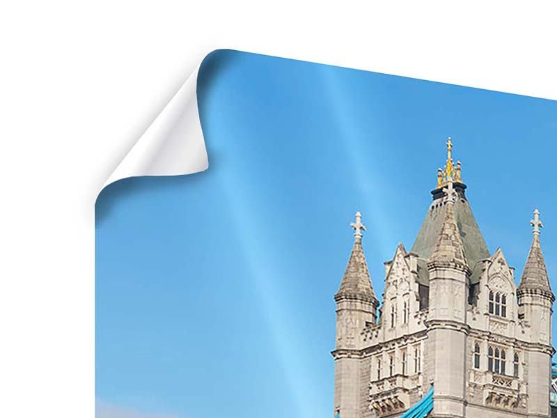 Poster 3-teilig Die Tower Bridge