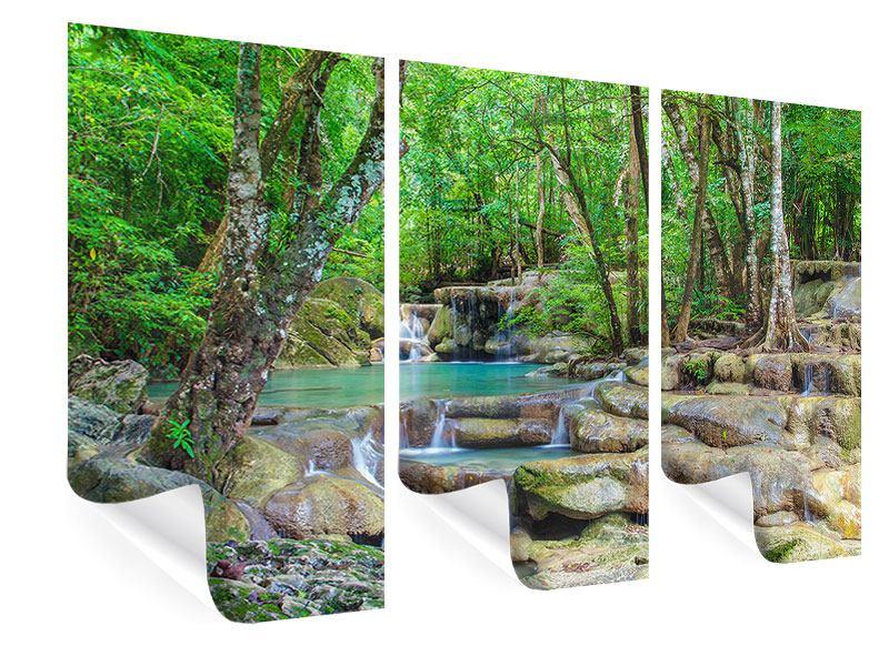 Poster 3-teilig Wasserspektakel