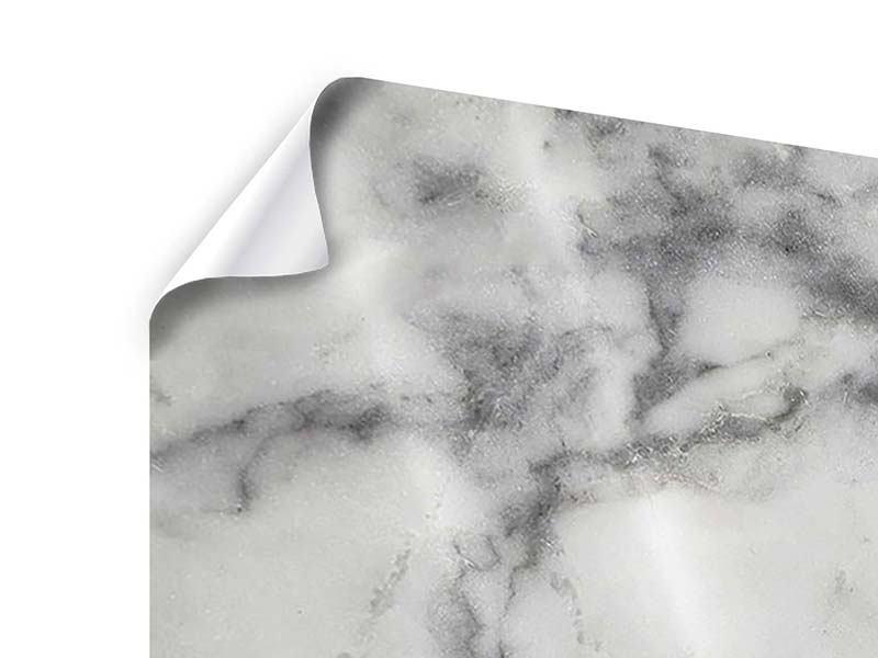 Panorama Poster 3-teilig Klassischer Marmor