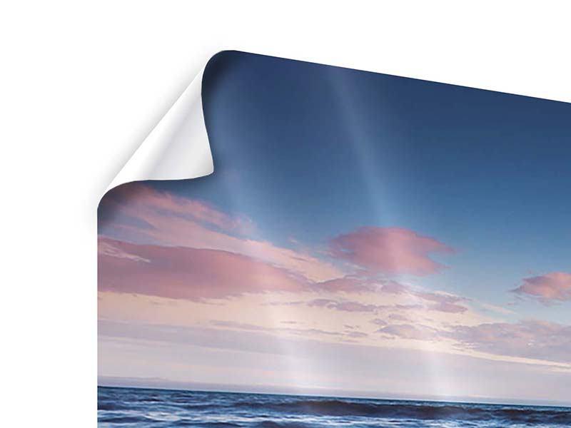 Panorama Poster 3-teilig Ort der Sehnsucht