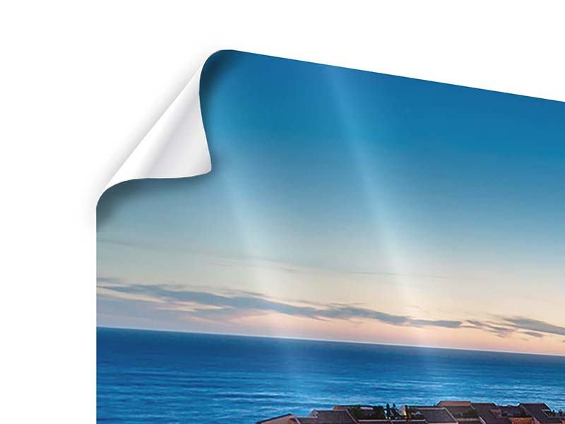 Panorama Poster 3-teilig Monaco