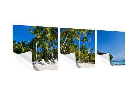 Panorama Poster 3-teilig Aloha