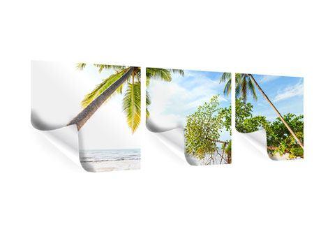 Panorama Poster 3-teilig Bang Sak Bucht