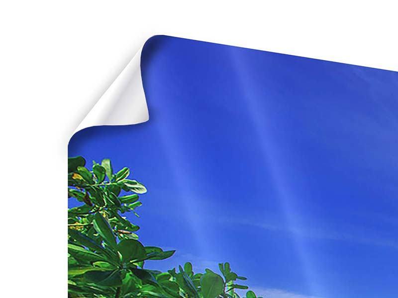 Panorama Poster 3-teilig Similan-Inseln