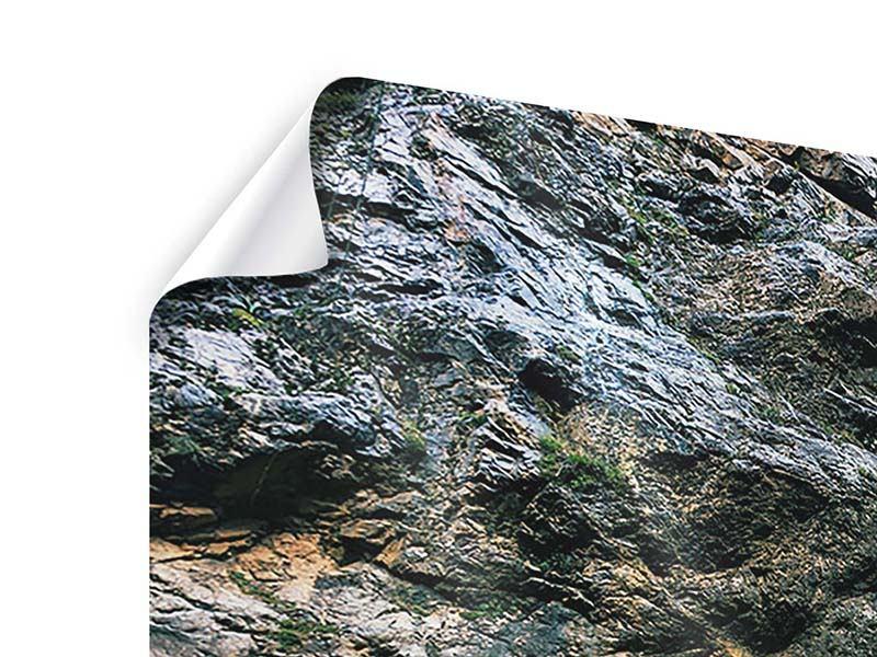 Poster 3-teilig modern Bewegtes Wasser
