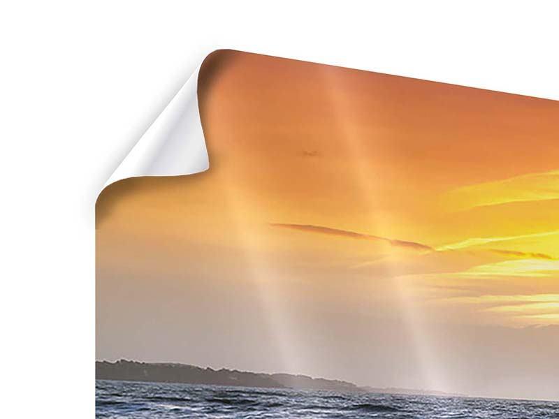 Poster 3-teilig modern Das Meer