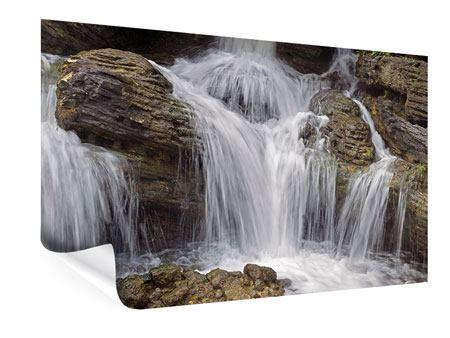 Poster Wasserfall XXL