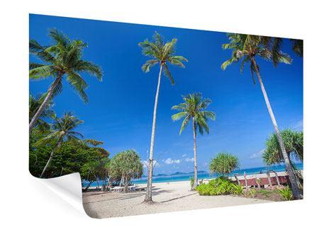 Poster Sommer Sonne Strand