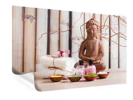 Poster Buddha + Wellness