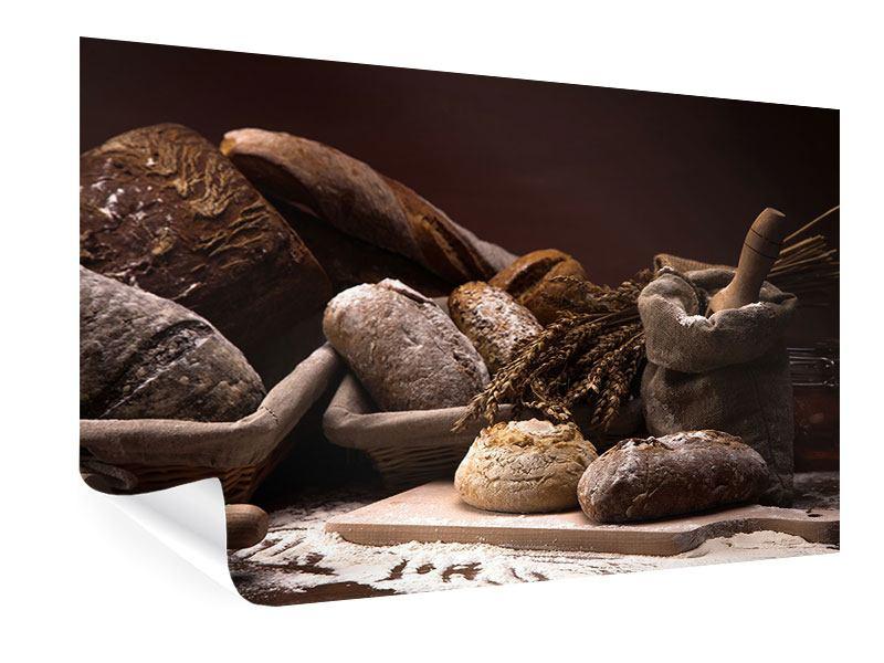 Poster Brotbäckerei