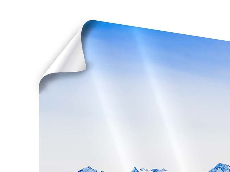 Poster Die Schweizer Alpen