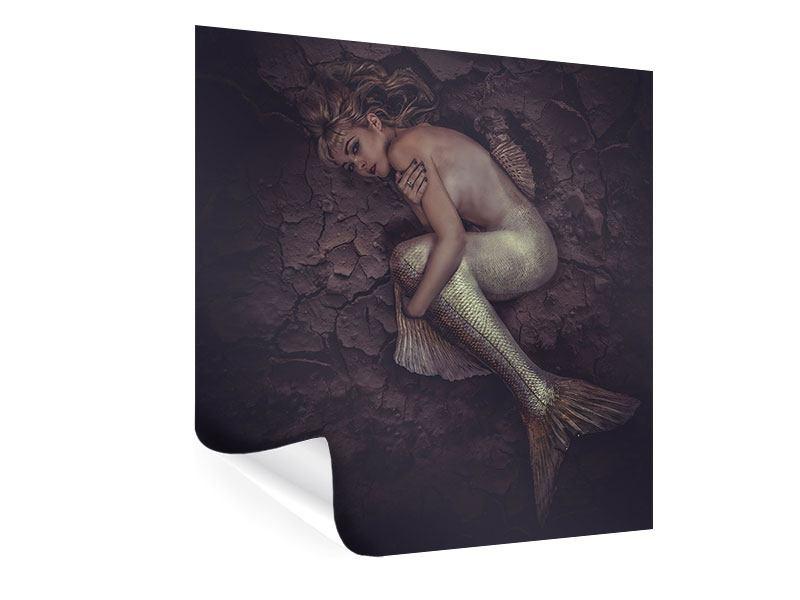 Poster Meerjungfrau
