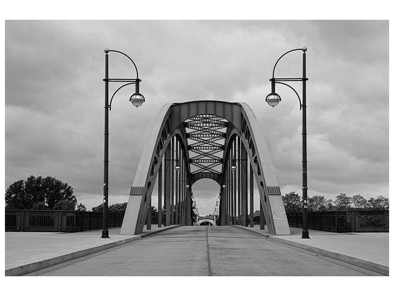 Poster Poetische Brücke